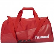 hummel Sporttasche AUTHENTIC CHARGE - true red | XS