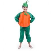 Fancydresswale Orange Fancy Costume For Kids