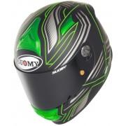 Suomy SR Sport Racing Helmet Green XL