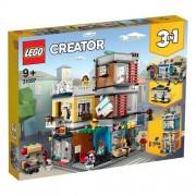 LEGO CREATOR Townhouse Pet Shop & Caf�