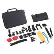 20in1-Zubehör-Set für Action-Cam DV-4017.WiFi, DV-850.WiFi und GoPro® | Action Cam Zubehör