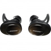 Casti In-Ear Bose SoundSport Free, Bluetooth, Black