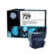 HP glava 729 Replacement Kit -Original, Crna F9J81A