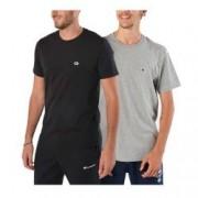 Set 2 tricouri sport barbati Champion 2pack Crew-Neck grinegru XL