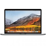 "Лаптоп Apple MacBook Pro 15(Z0V30006L/BG)(сребрист), шестядрен Coffee Lake Intel Core i7-8850H 2.6/4.3GHz, 15.4"" (39.11 cm) WQXGA Retina дисплей & Radeon Pro 560X 4GB(USB C), 16GB, 512GB SSD, сензорен бар, BG клавиатура, MacOS High Sierra, 1.83kg"