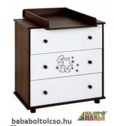 Klups Safari maci pelenkázó komód UTOLSÓ DARAB