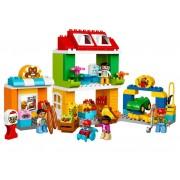LEGO - PIATA MARE A ORASULUI LEGO DUPLO (10836)