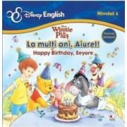 Disney Winnie de Plus - La Multi Ani Auirel Happy Birthday Eeyore nivelul 1