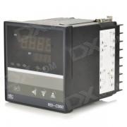 Controlador de temperatura inteligente REX-C900 - negro