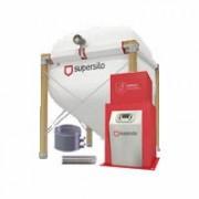 Supersilo Silo textile ECO200P avec extraction par aspiration