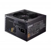 Fuente De Poder Cooler Master MWE Bronce 650 650W 80+ (MPX-6501-ACAAB-US)-Negro