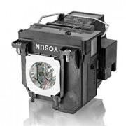 YOSUN V13H010L71 Projector lamp Bulb for Epson ELPLP71 BrightLink 475Wi 480i 485Wi PowerLite 470 475W 480 485W eb-475wi eb-485wi BrightLink 1410Wi Replacement Projector Lamp Bulb