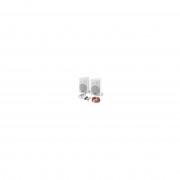 "Skytec Set PA HiFi ""Bluetooth Play WH"" Juego de altavoces Mini amplificador Bluetooth Cable (PL28033-29104)"
