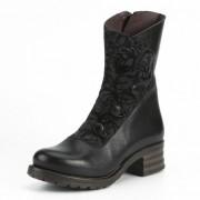 Boots, zwart/antraciet 36