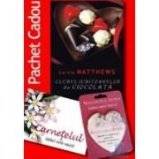 Pachet - Clubul iubitoarelor de ciocolata + Carnetel surori + Magnet
