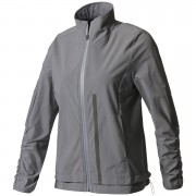 adidas Women's Ultra Energy Running Jacket - Granite - XS - Granite