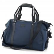 Hautton Blau und Schwarze Reisetasche