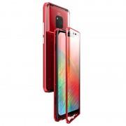 Capa Magnética Luphie Huawei Mate 20 Pro - Vermelho