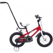 Bicicleta Freestyle BMX 14 Rosu Sun Baby