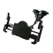 Peripower Double Suction Cup Mount Car Holder for 7-10 inch Tablets