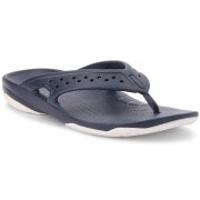 Flip flop CROCS - Swiftwater Deck Flip M 204961 Navy/White