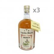 "Liquorificio Albimonte 3 bottiglie - ""Salviato"" vino alla Salvia"