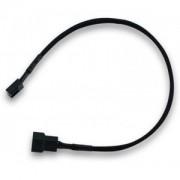 Cablu prelungitor EK Water Blocks EK-Cable 4-pini PWM, 30cm, Black