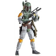 figure complex Star Wars Revoltech Boba Fett Boba Fett about 150mm ABS & PVC painted action figure by Kaiyodo