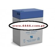 Akumulator PS6120 PowerSonic 13.0Ah 78Wh Pb 6.0V