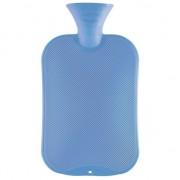 Geen Warm water kruik lichtblauw 2 L