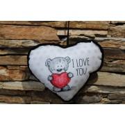 Valentin Napi macis párna