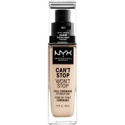 NYX PROFESSIONAL MAKEUP Can't Stop Won't Stop Foundation Pale