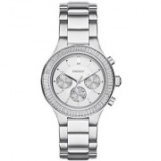 DKNY Analog Silver Round Women's Watch-NY2394