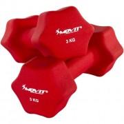 OEM M29321 Set 2 činiek s neoprénovým povrchom 3 kg MOVIT