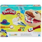 Juego de Mesa El Dentista Bromista Play Doh-Multicolor