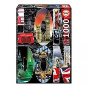 London Collage Educa 1000 Piece Puzzle