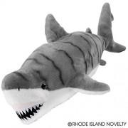 "Grey Stripe Great White Shark 30"" Long"