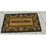 Gumi kókusz lábtörlő, bronz 45x75cm/Cikksz:111009