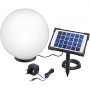 Napelemes világító gömb, Mega 30 cm (577557)