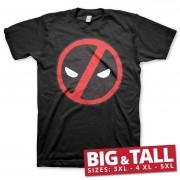 Deadpool Icon Big & Tall T-Shirt