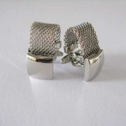 Distino Of Melbourne Formal Signature Banded Chain Cufflinks C20