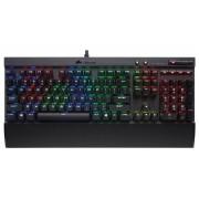 Corsair Gaming K70 RGB RAPIDFIRE Mechanical Keyboard, Cherry MX Speed RGB Layout ITA