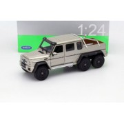 Welly 2014 Mercedes-Benz G 63 Amg Diecast Car, Gold
