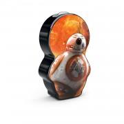 PHILIPS 71767/30/P0 | Star_Wars_BB-8 Philips nosiva džepna lampa sa prekidačem 1x LED 5lm 2700K narandžasto, crno