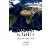 Human Rights: A Political and Cultural Critique, Paperback/Makau Mutua