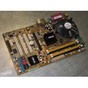 Kit Placa de baza calculator Asus P5PL2 LGA775, DDR2, CPU Celeron, 1GB RAM Bonus
