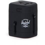 Herschel Reisadapter oplader zwart 2018 Opladers