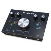 M-Audio M-Track 2x2M Interface Áudio USB