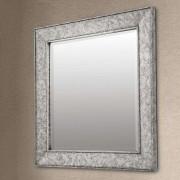 mirror Sverre, square, antique silver