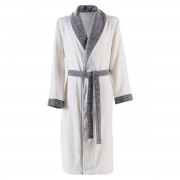 Boss Home - Kimono Coton Peigné 420 g/m² Ice L - Lord
